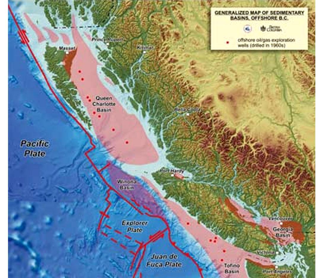 Offshore BC – Current Status | CSEG RECORDER
