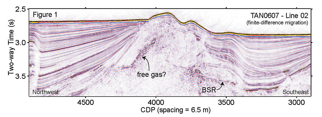 Seismic Characterization Of Gas Hydrates And Associated