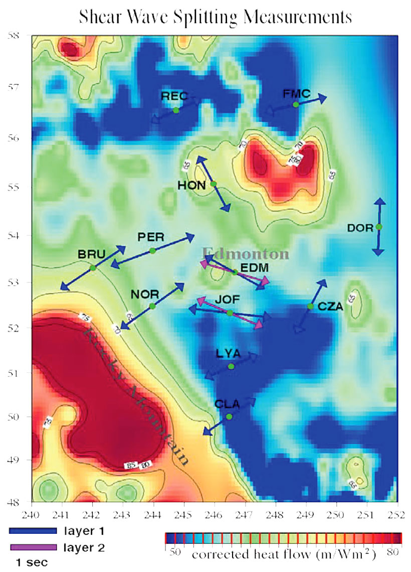 Broadband Seismic Array Deployment and Data Analysis in