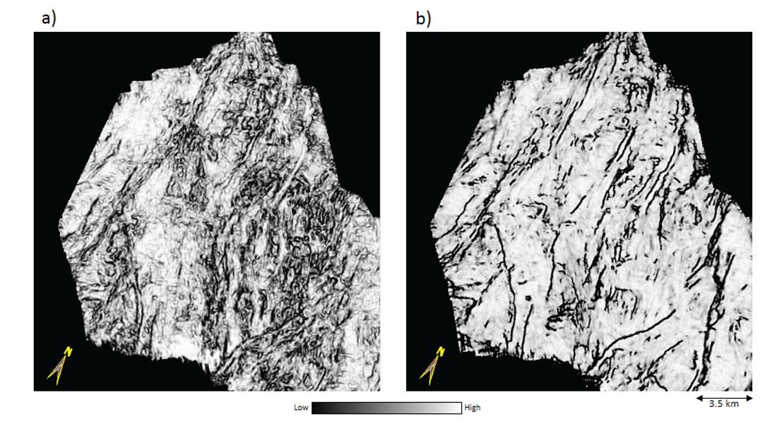 Seismic discontinuity attributes and Sobel filtering | CSEG