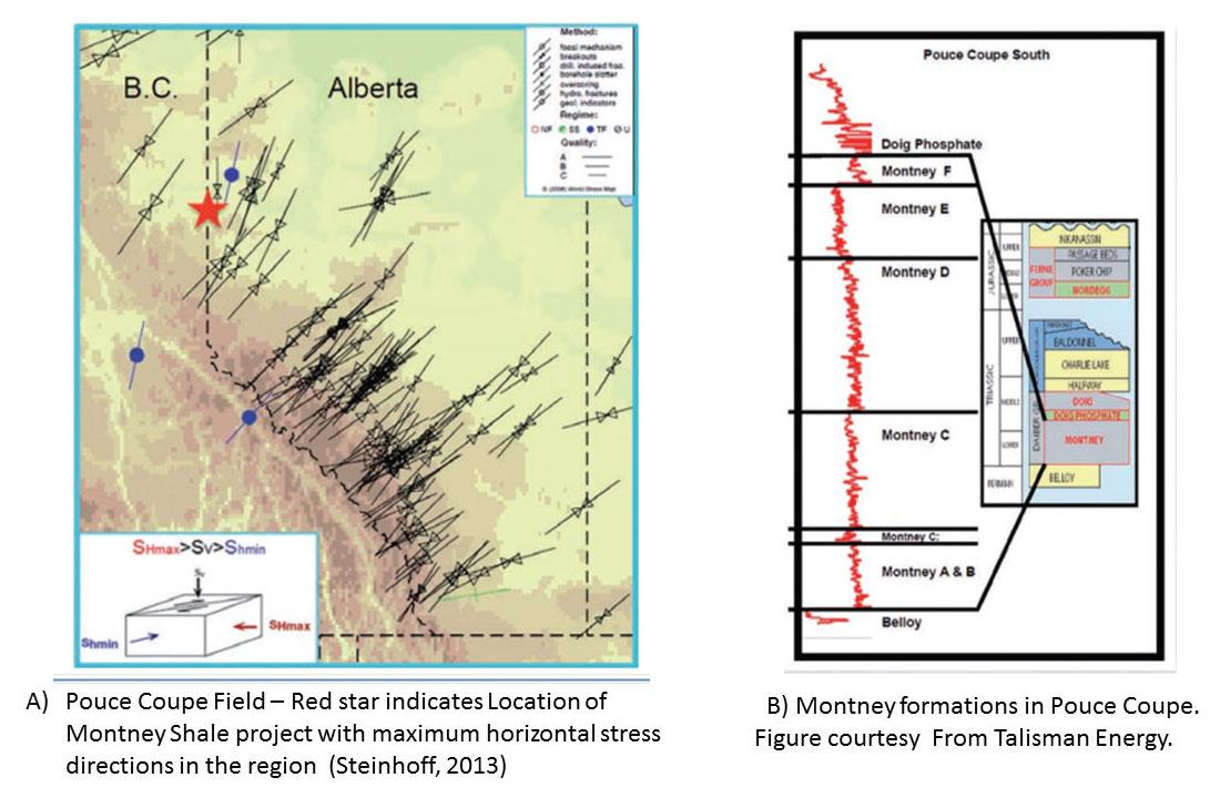 Interpretation of Microseismic Using Geomechanical Modeling of