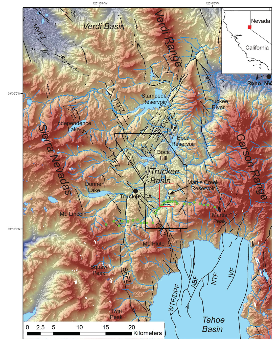 Hydrogeophysical Investigations Of Earthen Dams Two California