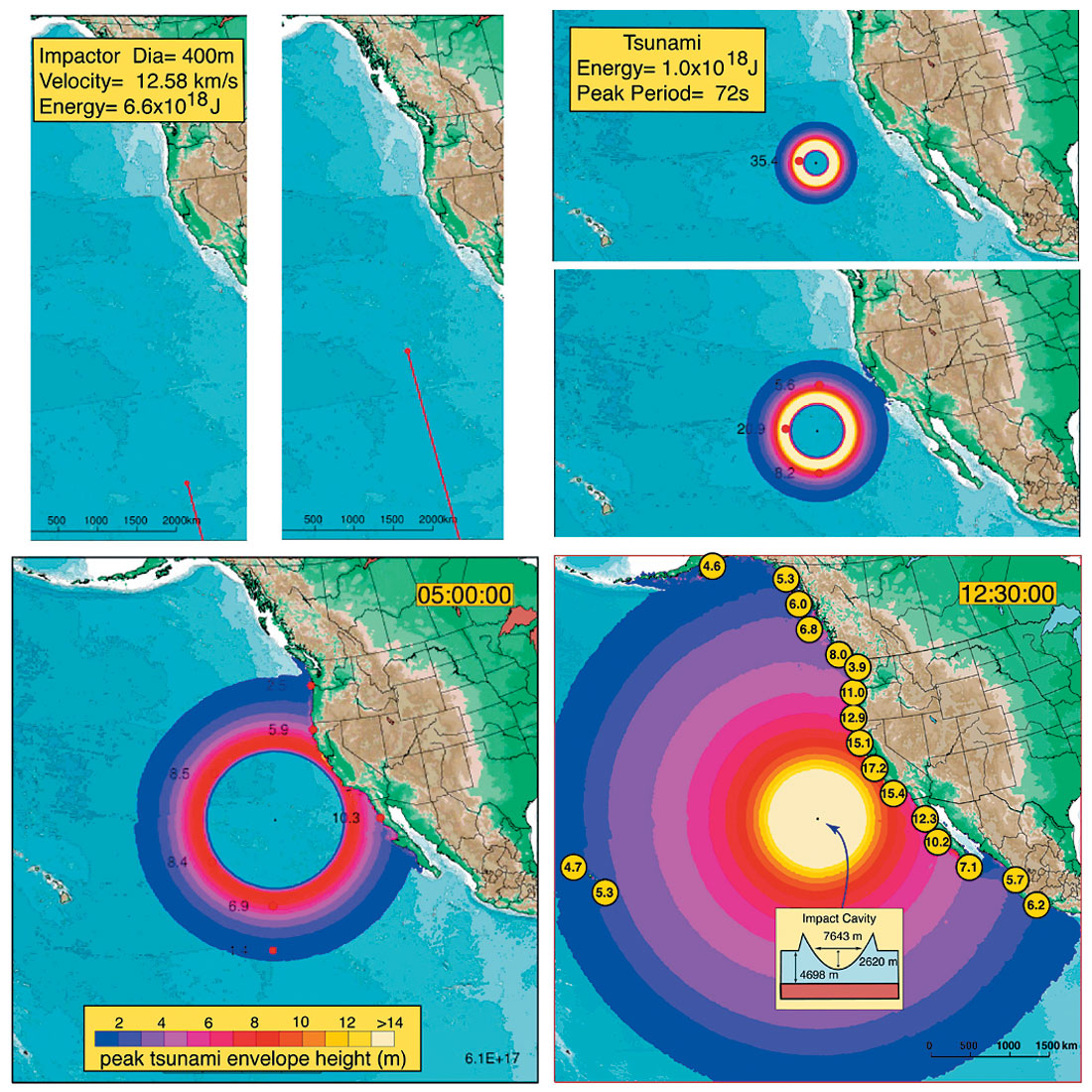 Tsunami Thoughts | CSEG RECORDER