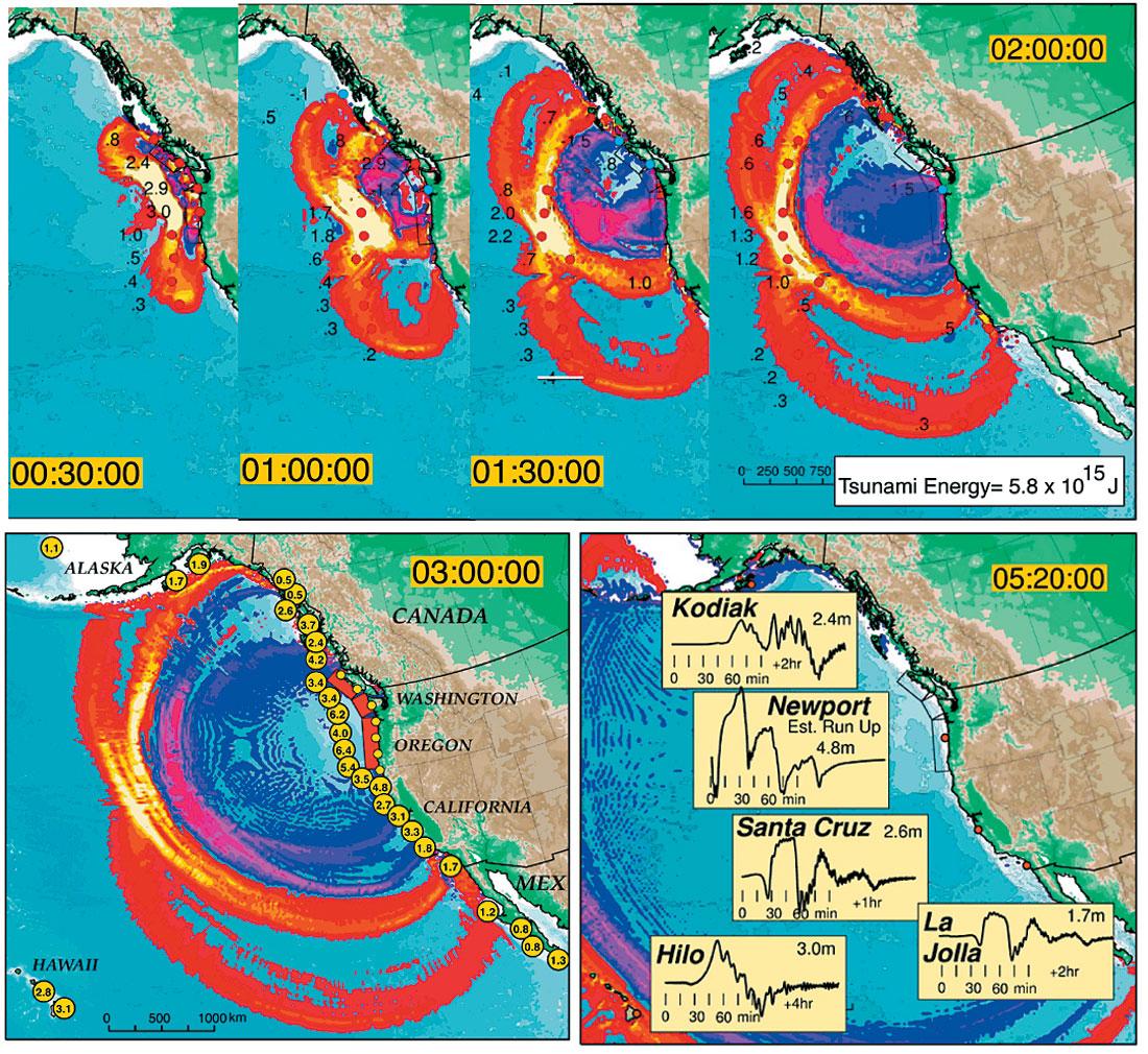 Dodge Dart Se >> Tsunami Thoughts | CSEG RECORDER