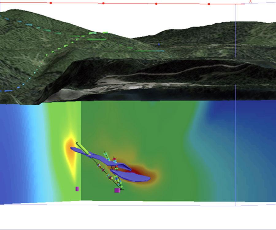 Muon Geotomography: A Novel, Field-Proven 3D Density
