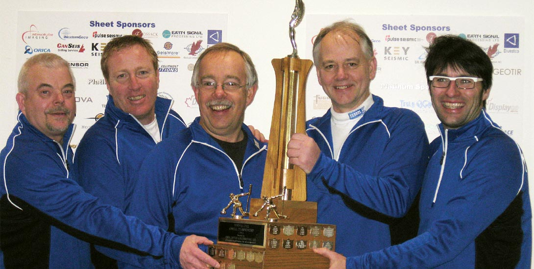 Doodlespiel Winners – 5 time champions!