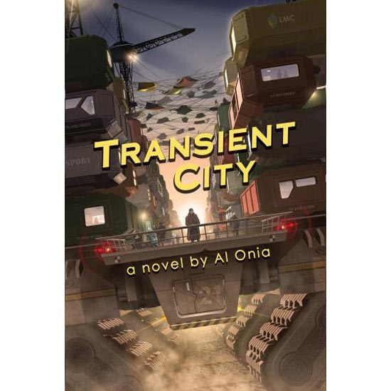 Transient City Book Cover