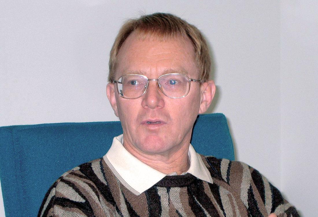 Frank Van Humbeck