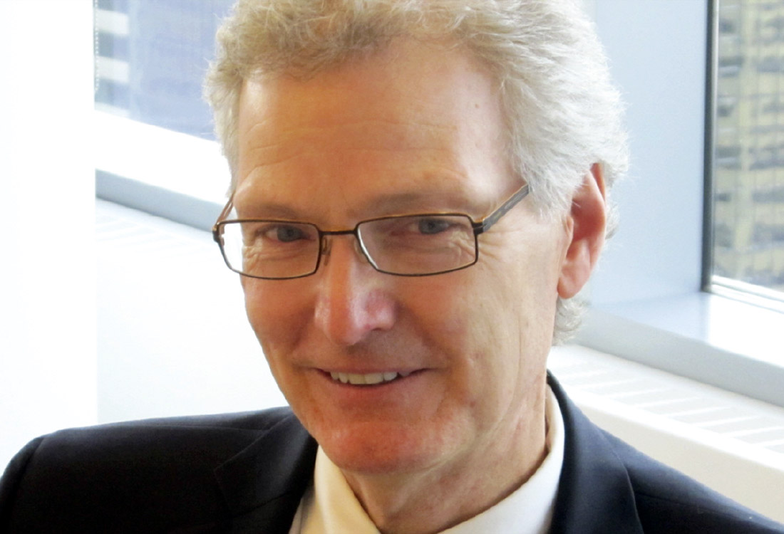 Ken Mitchell
